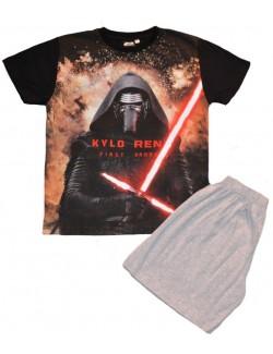 Pijama vara copii Star Wars Ep. VII Kylo Ren, 8 ani