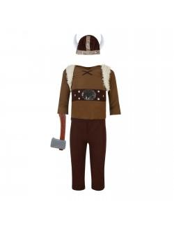 Costum Halloween - serbare: Viking
