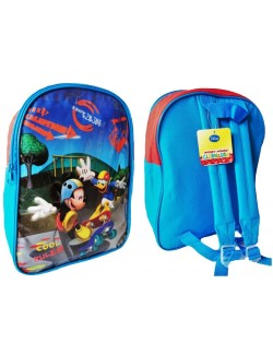 Ghiozdan Disney Mickey & Donald 32*24*10 cm