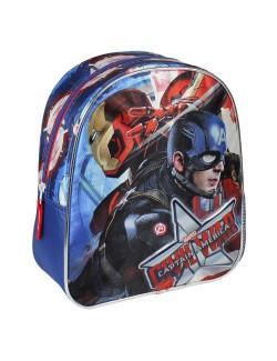 Ghiozdan Avengers Captain America 28*24*10 cm