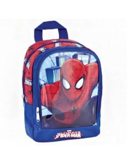 Ghiozdan Ultimate Spiderman 27x20x7 cm, gradinita