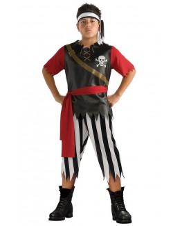 Costum carnaval baieti: Regele Piratilor