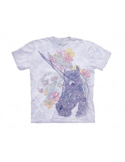 Tricou copii The Mountain: Unicornicopia, 4-6 ani