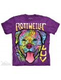 Tricou adulti The Mountain: Rottweiler Luv