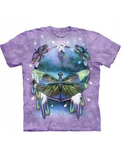 Tricou adulti: Dragonfly Dreamcatcher