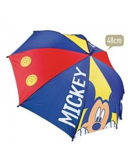 Umbrela automata MicKey Mouse 48 cm, Cerda