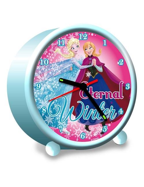 Ceas desteptator Anna si Elsa - Disney Frozen
