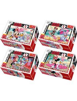 Puzzle Disney Minnie Mouse Trefl, 54 piese