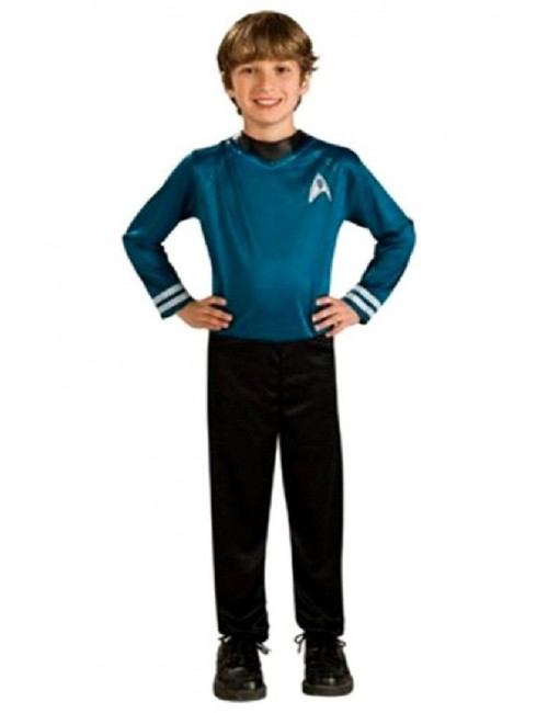 Costum Halloween copii: Spock Star Trek