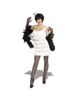 Costum carnaval: Rochie Broadway Babe Flapper