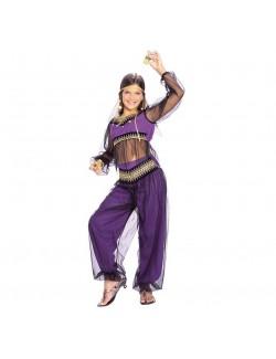 Costum Halloween fete: Printesa haremului