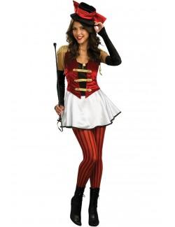 Costum Halloween femei: Imblanzitoare de animale, Deluxe
