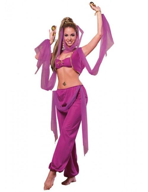 Costum carnaval femei: Printesa araba Rubies