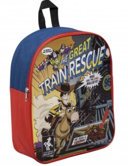 Ghiozdan Disney Toy Story Train Rescue, 30x26 x8 cm