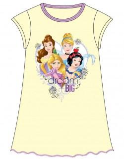 Camasa de noapte Printesele Disney, copii 2-4 ani