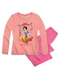 Pijama maneca lunga Alba ca zapada, copii 2 ani
