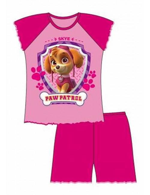 Pijama vara Paw Patrol, fete 2-8 ani