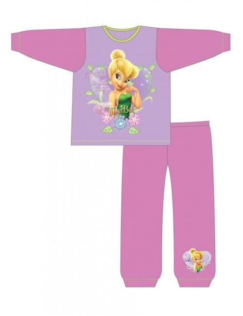 Pijama Tinkerbell, fete 18 luni- 5 ani