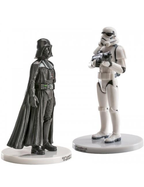Figurine Star Wars 9 cm Darth Vader sau Stormtrooper