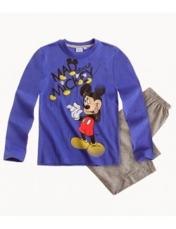 "Pijama copii Disney ""Mad about Mickey Mouse"", 3 - 8 ani"