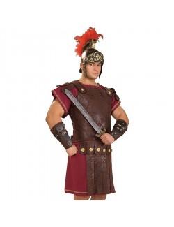 Costum barbati: Armura soldat roman/ Gladiator Rubies