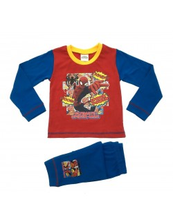 "Pijama Spiderman ""Spider Power!"", 18 luni-5 ani"