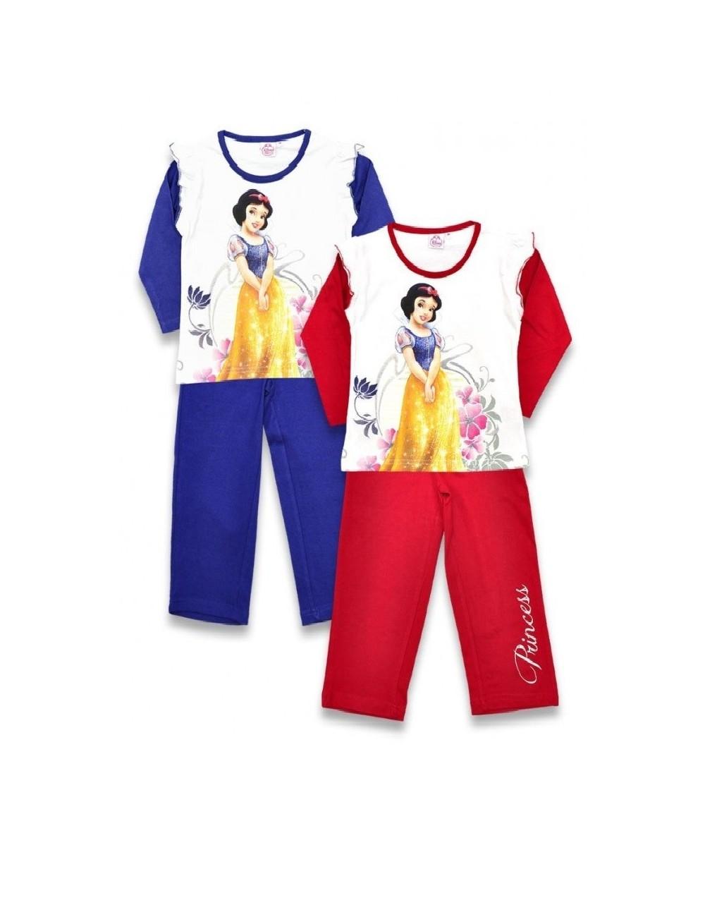 Pijama copii, Alba ca Zapada, 2-5 ani
