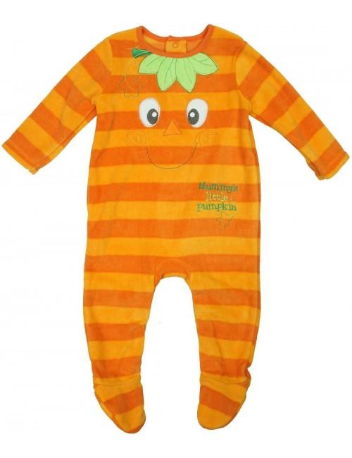 Salopeta bebelusi 0-18 luni, Micul Dovlecel, Halloween