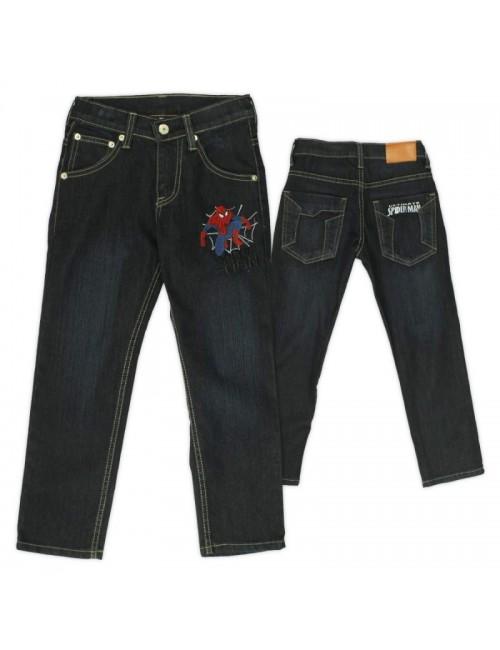 Pantaloni jeans Marvel Spiderman, 104-128 cm