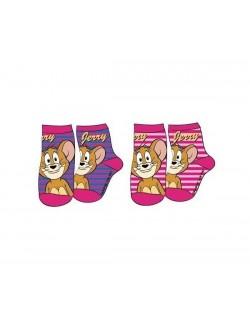 Sosete copii Tom & Jerry, marimi 23-34