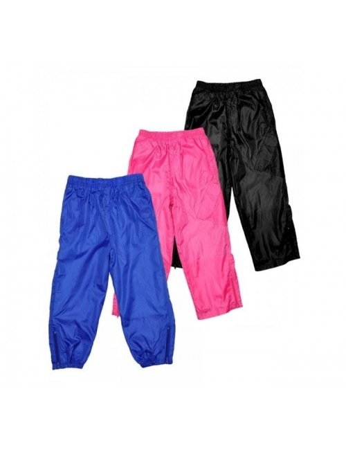 Pantaloni impermeabili, din fâș, copii 3 luni - 6 ani