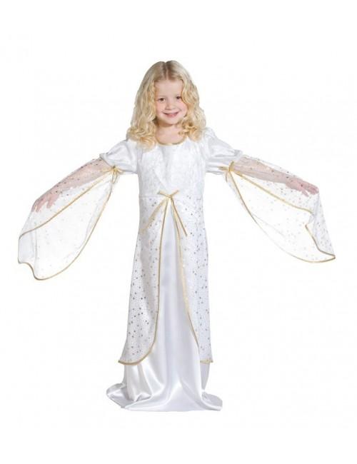 Costum carnaval- serbare: Înger blând, Rubie's, 152 cm