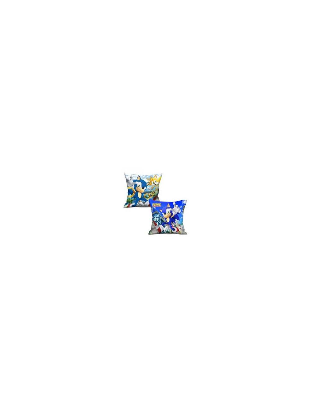 Perna decor Ariciul Sonic 35 x 35 cm