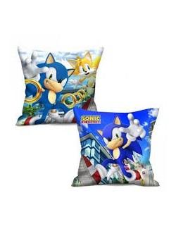 Perna decor Ariciul Sonic, 35 x 35 cm