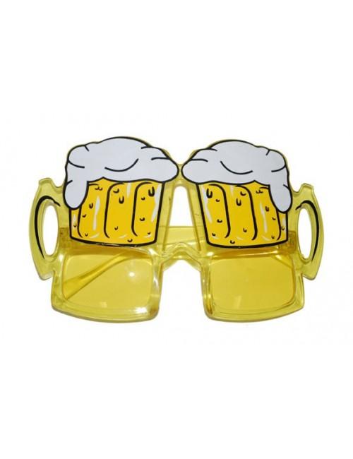 Ochelari funny: Halba de bere