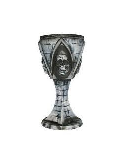 Cupa cu cranii pentru Halloween, 19 cm