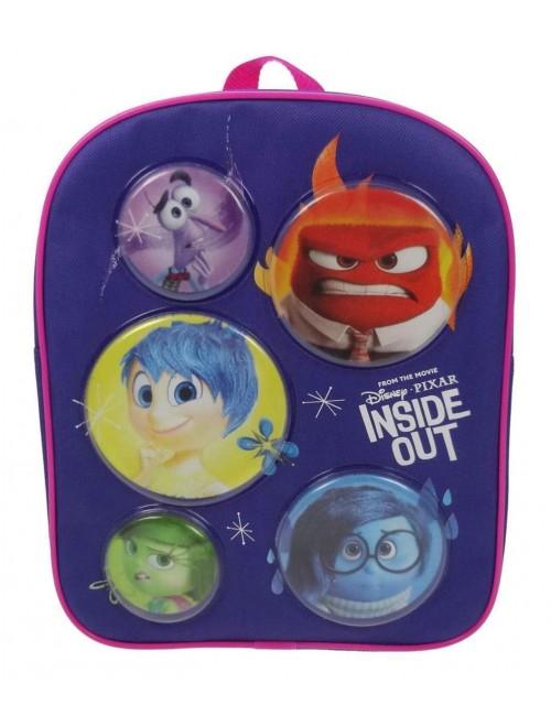 Ghiozdan Disney Inside Out, 30x24 cm