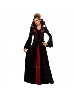 Costum Halloween femei: Regina vampirilor Rubies