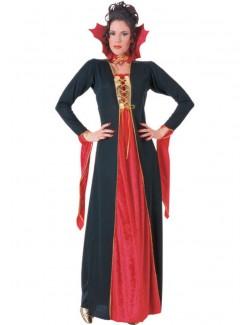 Rochie Halloween femei: Gothic Vampiress Rubie's