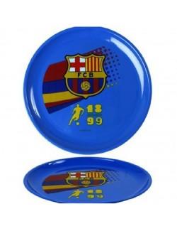 Farfurie plastic F.C. Barcelona - 20,5 cm