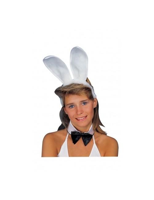 Urechi de iepure, albe si pufoase - Rubies