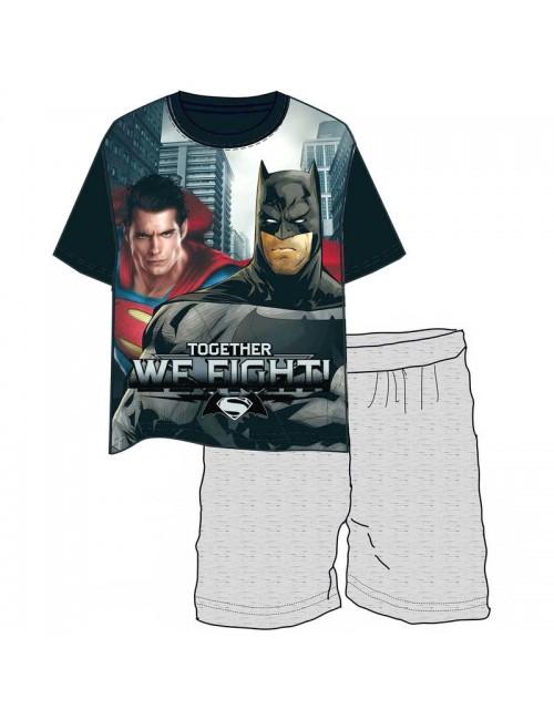 Pijama Batman vs. Superman: Toghether we fight, 6 - 10 ani