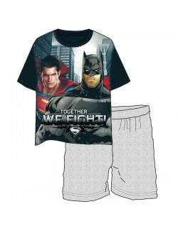 Pijama Batman vs. Superman: Toghether we fight, 6 - 10 ani