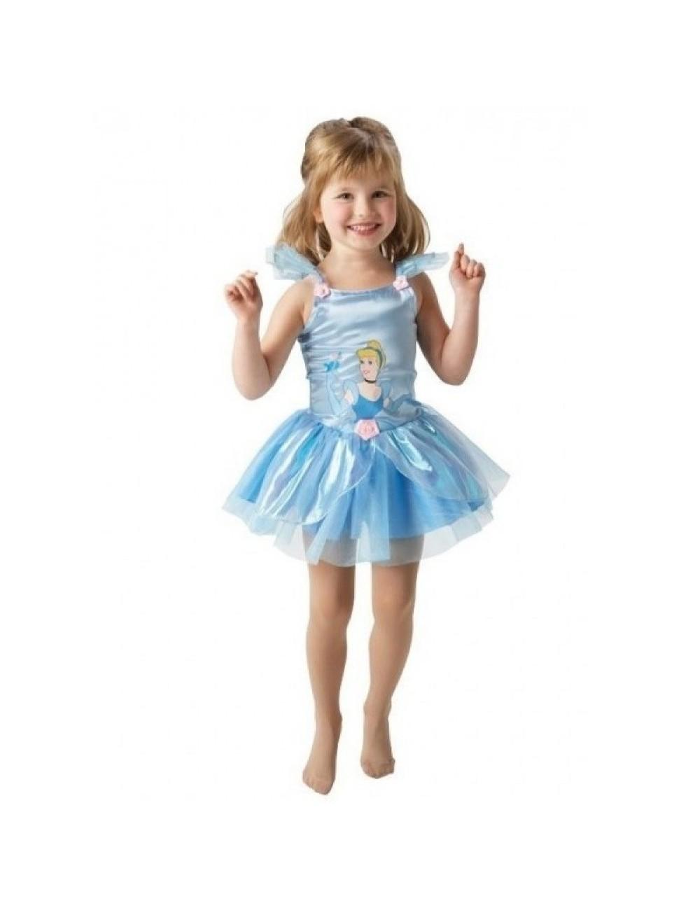 Costum carnaval: Cenusareasa balerina (model 2), Rubies