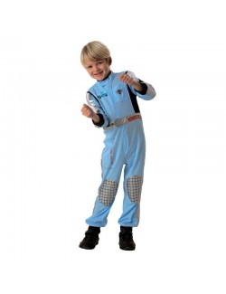Costum Disney Cars Finn Rachetă (Finn Mcmissile) Rubie's