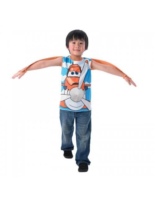 Costum Disney Planes 2 in 1- Dusty si el Chupacabra