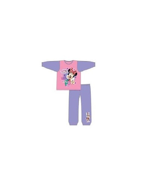 "Pijama Minnie Mouse Let's have a silly day!"", 1 - 4 ani"