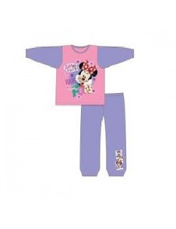 Pijama Minnie Mouse Let's have a silly day!, 1 - 4 ani