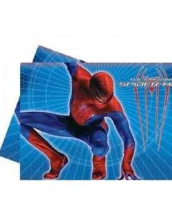 Fata de masa Spiderman, PVC, 120*180 cm