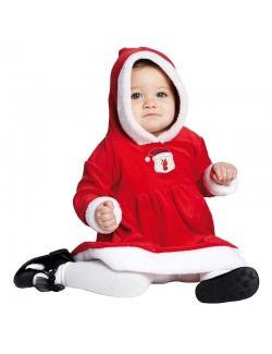 Costum Craciunita bebe 12-18 luni, Rubie's